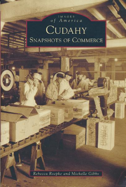 Cudahy Snapshots of Commerce - front cover
