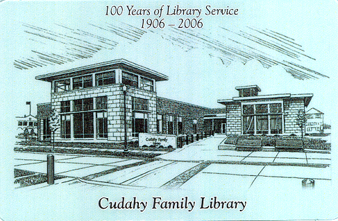 library card - adult