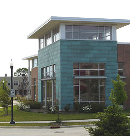 Cudahy Family Library 2004