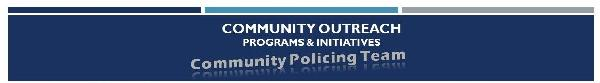 Community Policing Header 1Pic