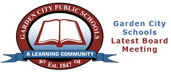 Garden City School Board Meetings