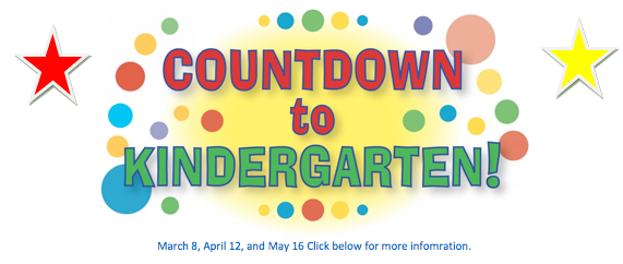 Information on Kindergarten Round-up at Lathers School