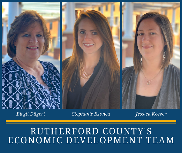 Your economic development team