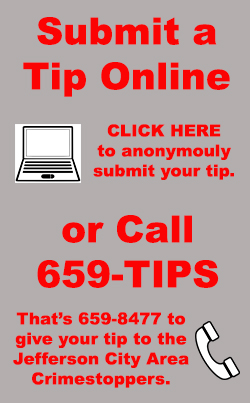 Submit a Tip to CrimeStoppers Jefferson City