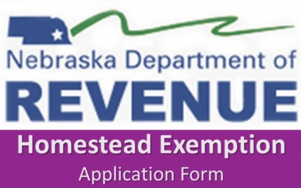 Homestead Exemption Application