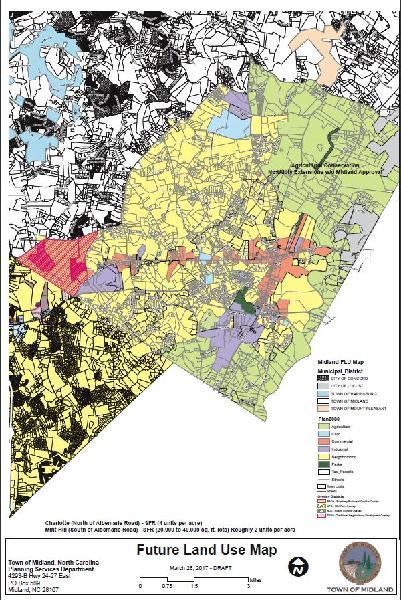 Land Use Master Plan 2030