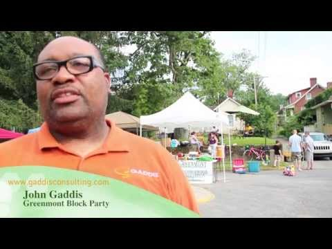 Greenmont Block Party - John Gaddis