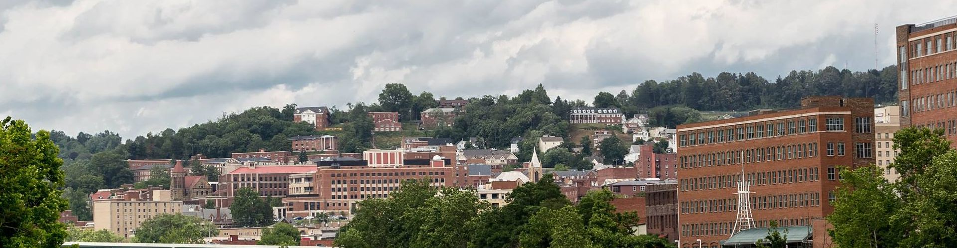 Downtown Morgantown - Amy Sine Photography