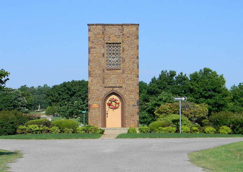 Bell Tower, Cemetery