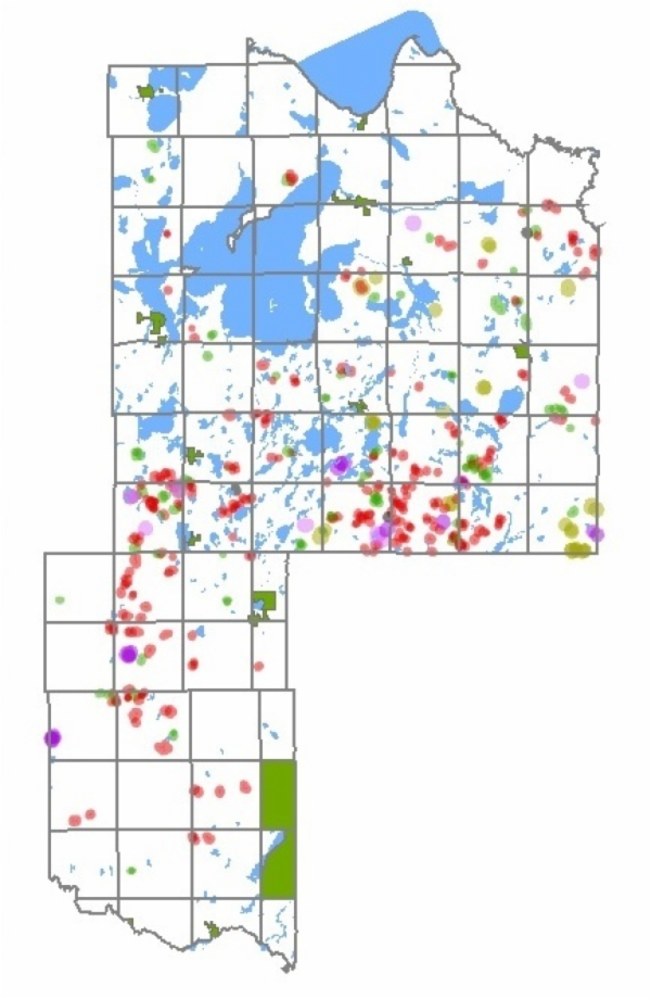 Cass County S Timber Management Program Now Offers An Online Interactive Web Mapping Service That Allows You To Conveniently View Auction Tracts