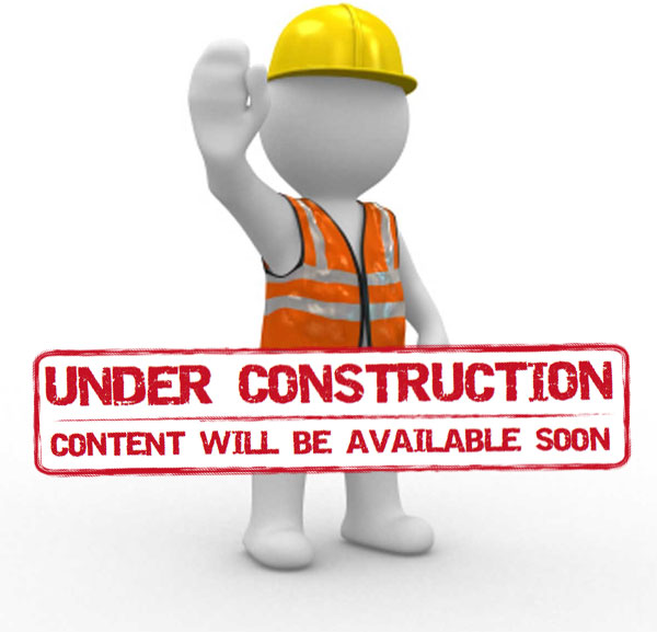 Page Under Construction icon