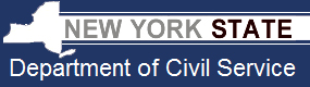 Click the image to be redirected to the NYS Department of Civil Service