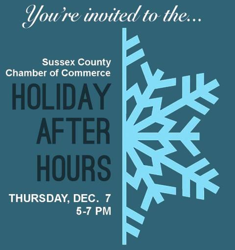 Web Image for Holiday After Hours