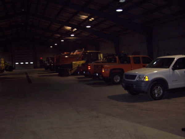 DPW Vehicles