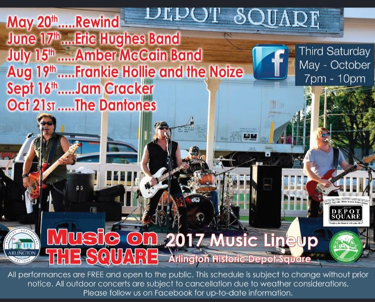Music on the Square 2017