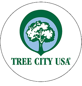 Tree City USA Circle reduc