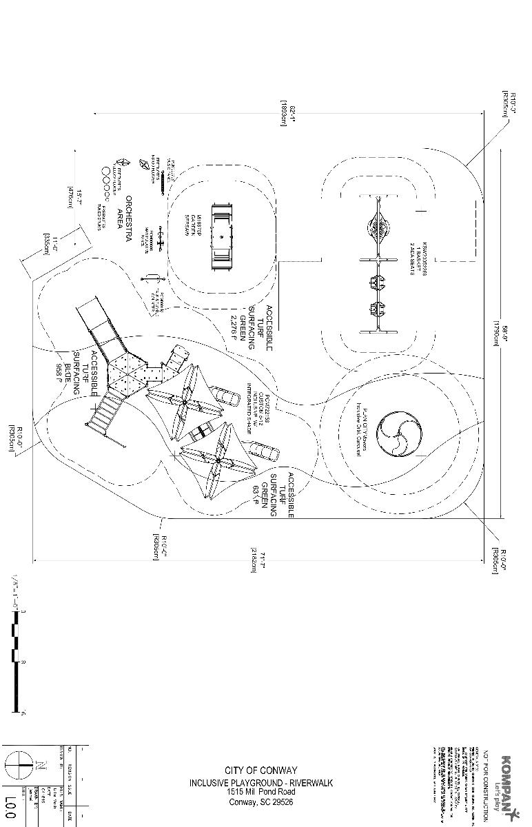 Inclusive Playground Site Design