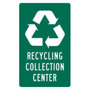 recycle collection center
