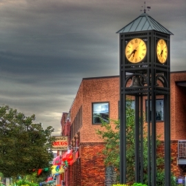 Denville Clock Tower