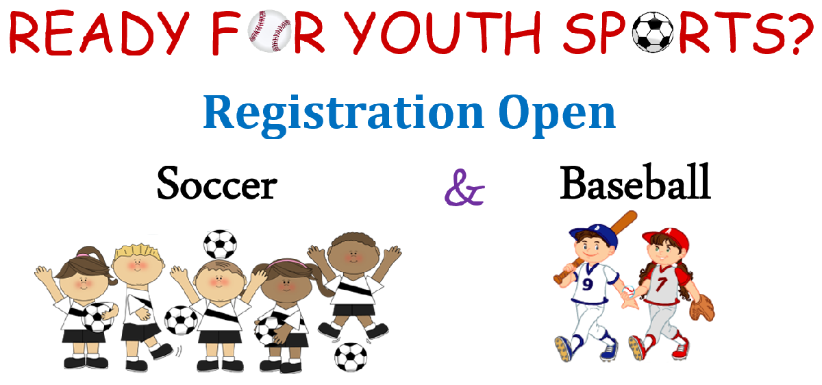 2019 Spring Youth Sports Graphic