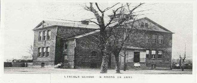 Lincoln School     rooms