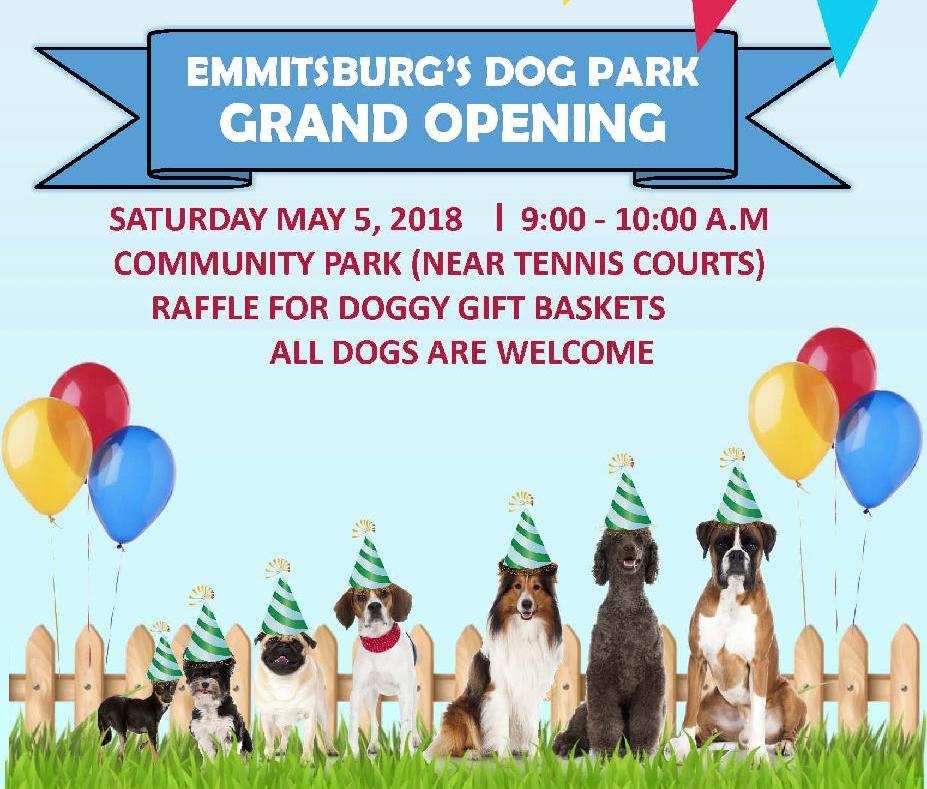 2018_Dog Park Grand Opening Flyer - Copy