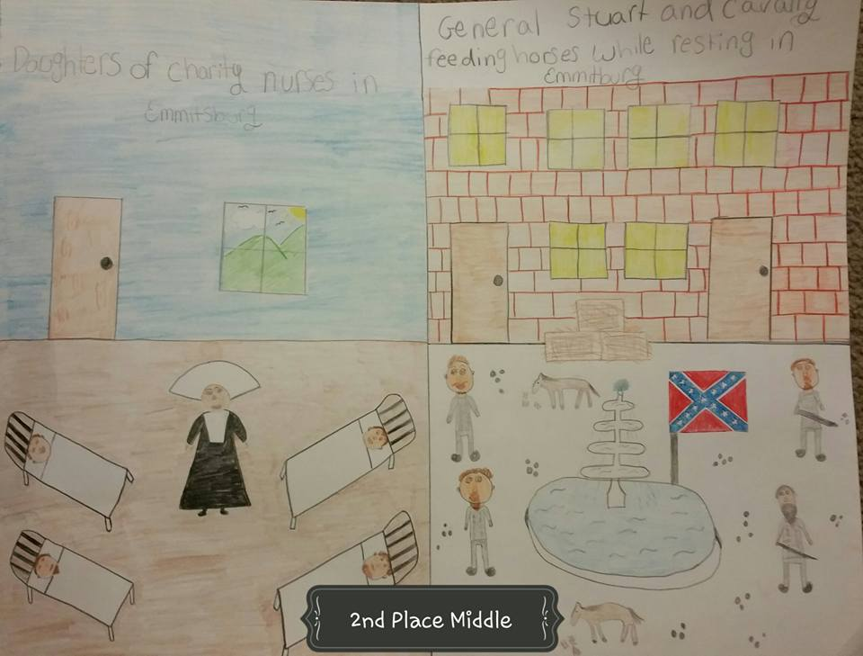 Middle School 2nd Prize