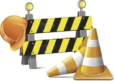 Construction Zone Image