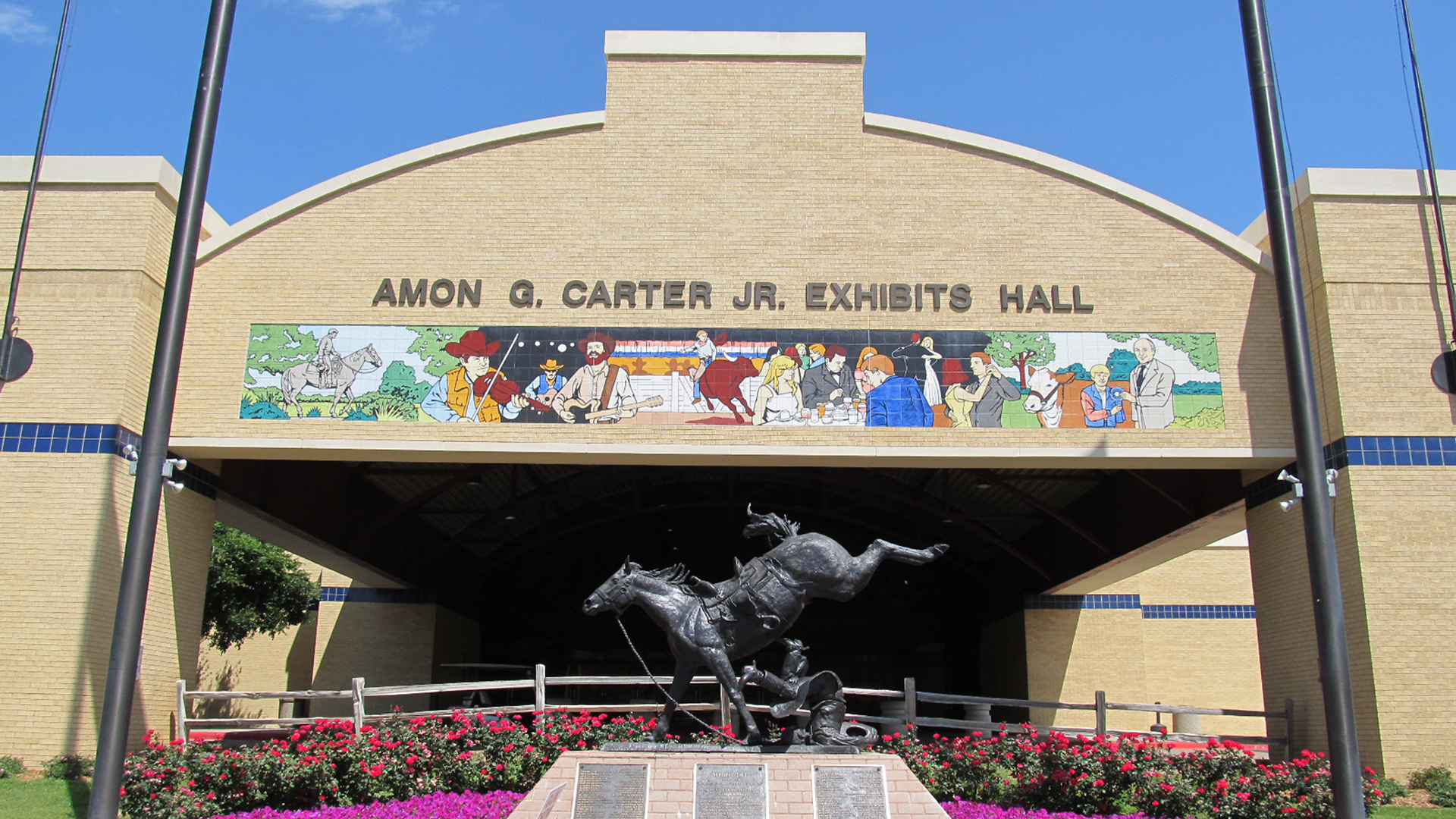 Will Rogers Public Events Exhibit Hall