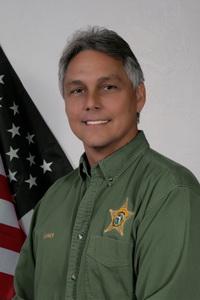 Sheriff Arnold Lanier