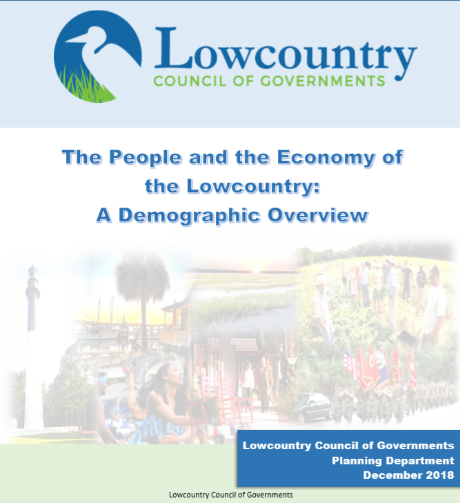 The People and the Economy of the Lowcountry 2018