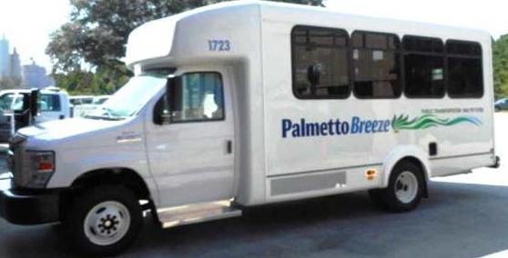 palmetto breeze bus - Copy