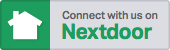 nextdoor badge