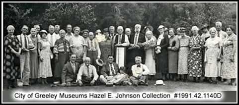 City of Greeley Museums Hazel Joshnson Collection photo