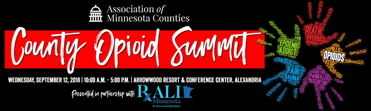 County Opioid Summit