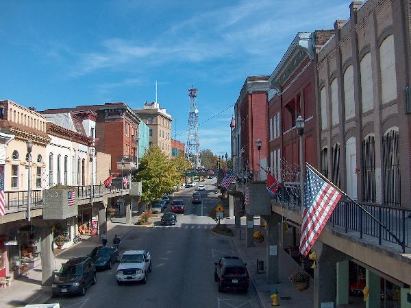 Morristown-historic-downtown