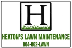 Heatons Lawn Maintenance logo
