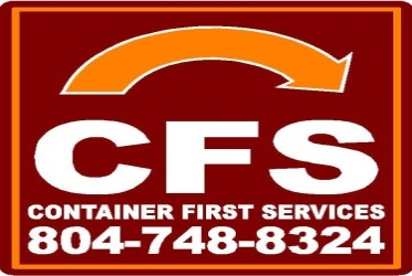 Container First Services Logo