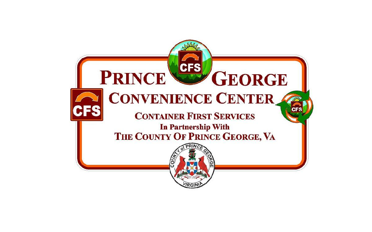 Prince George Convenience Center logo