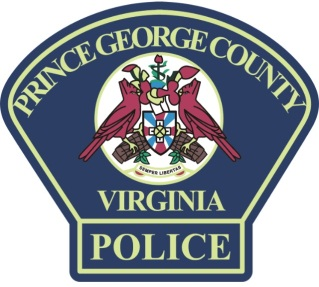 Prince George Police Patch