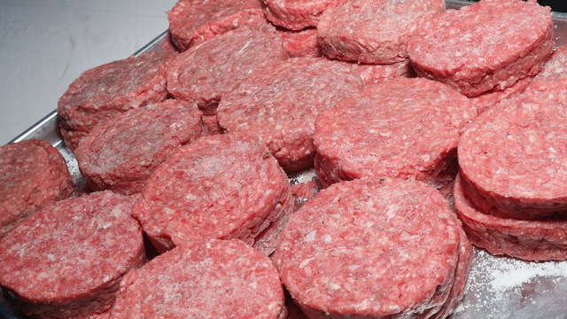 Beef Patties Recall 4-2019
