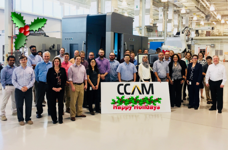 CCAM Holiday 2018