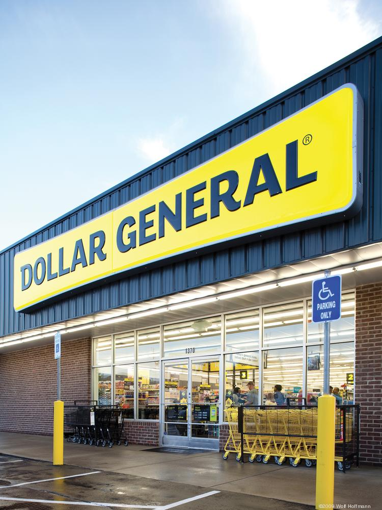Dollar General stores
