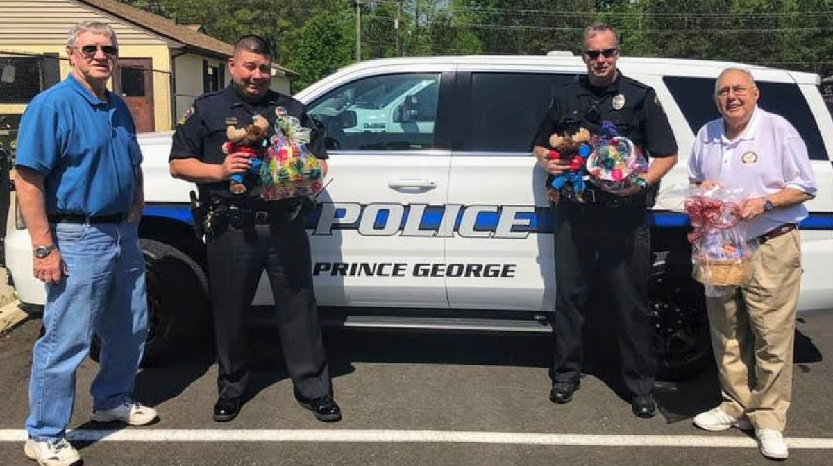 Easter Baskets PGPD 2019