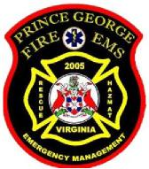 Fire-EMS Badge