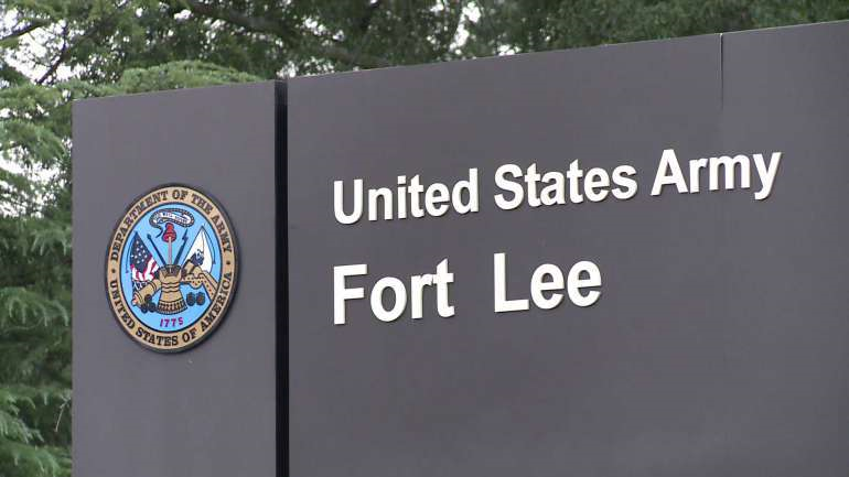 Fort Lee Gates