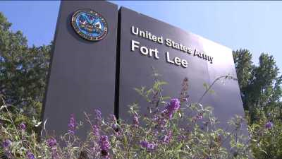 Fort Lee United States Army sign