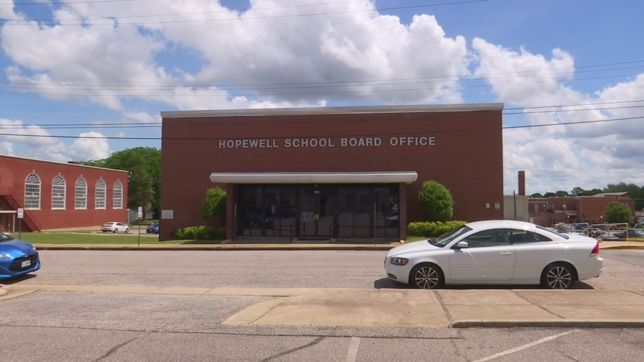 Hopewell Public School Board Building