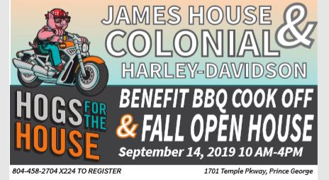 James House Event 9-14-2019
