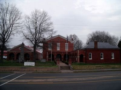 Old PG Courthouse
